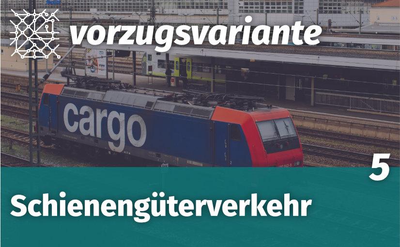 VZV005 Schienengüterverkehr